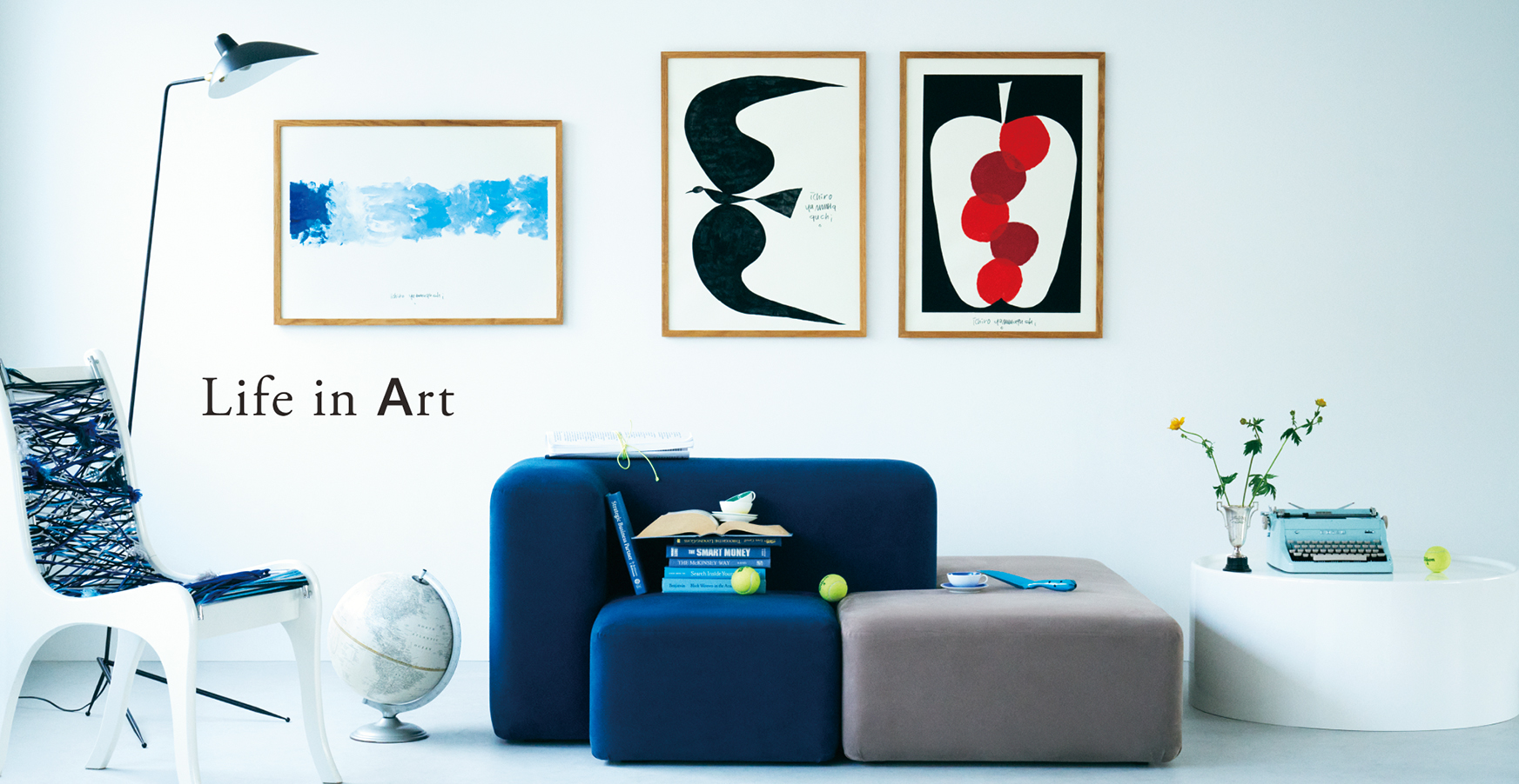 Life in Art Exhibition